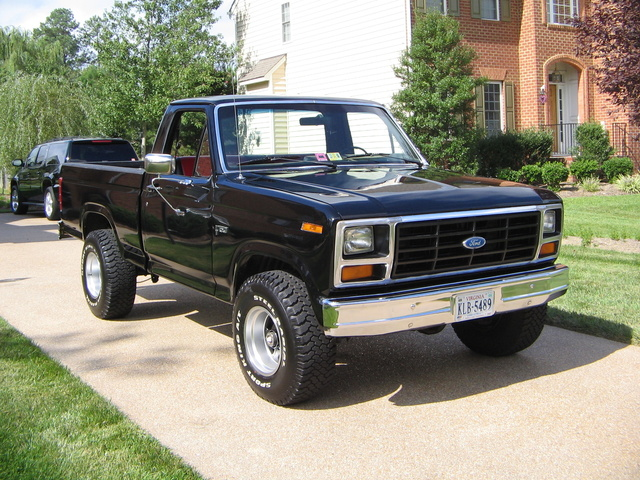 1984 Ford F-150 - Pictures - CarGurus