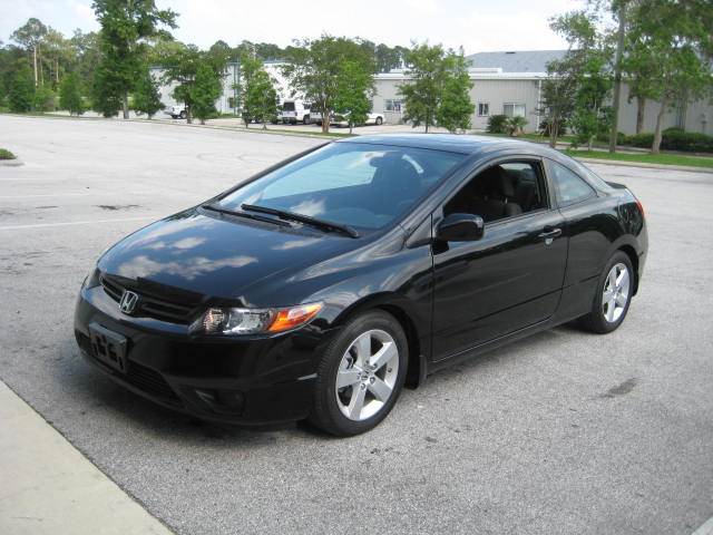 NEW HONDA CIVIC EX COUPE MUST GO!!! 2000 miles 2006 Classified Ad - Cary