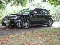 Picture of 2004 Ford Focus ZX3, exterior