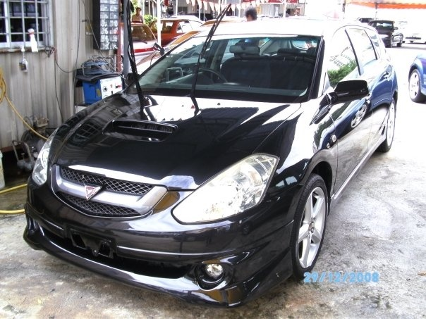 Picture of 2004 Toyota Caldina, exterior, gallery_worthy