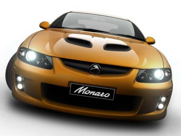 2005 Holden Monaro picture, exterior