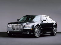 Picture of 2009 Chrysler 300 C HEMI, exterior, manufacturer