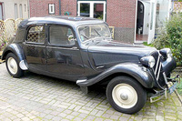 1948 Citroen Traction Avant Overview