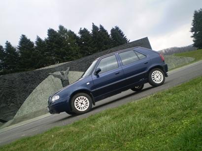 2000 Skoda Felicia picture, exterior