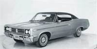 1969 AMC Rebel Overview
