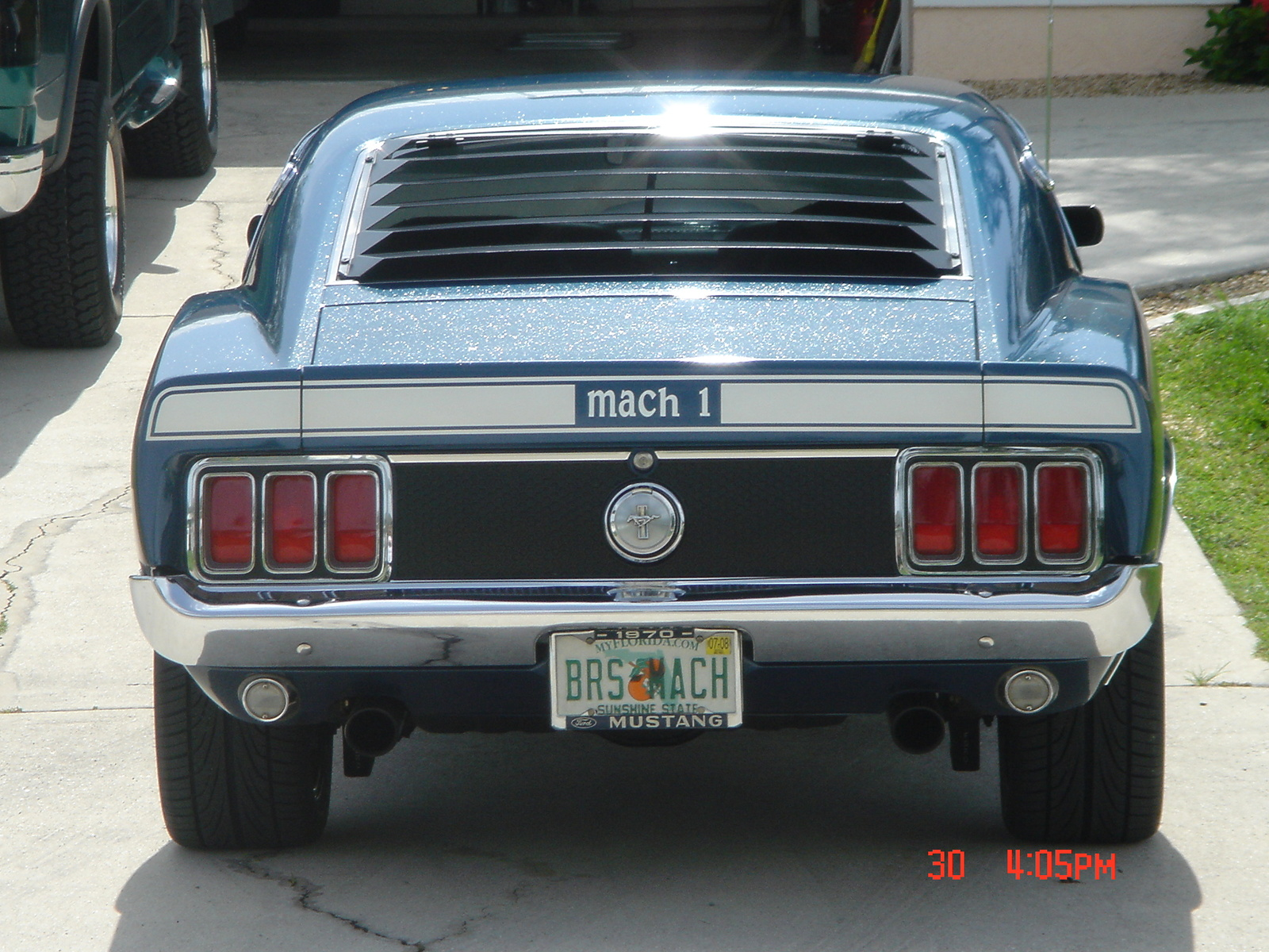 1970 Ford Mustang Mach 1 429 related infomation,specifications - WeiLi