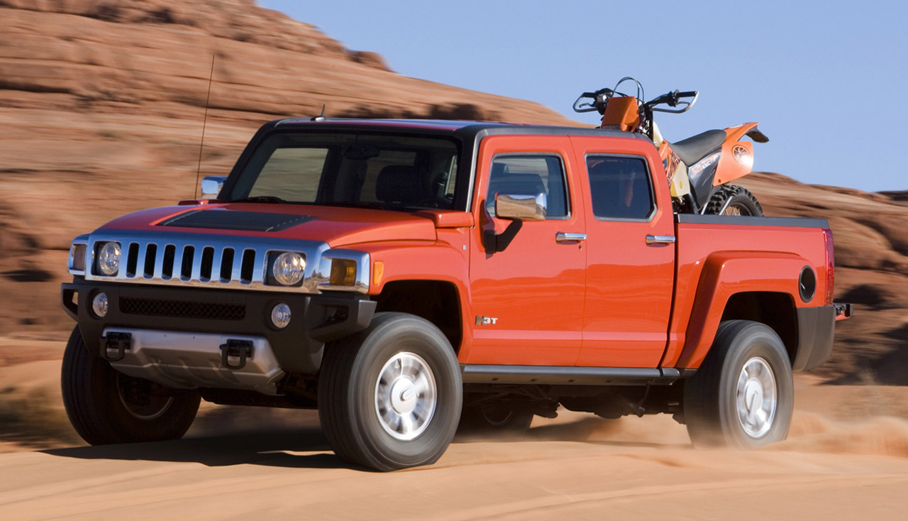 Picture of 2010 Hummer H3T Adventure