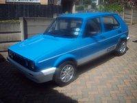 1989 Volkswagen Citi Overview