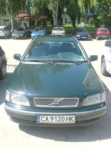 Picture of 1999 Volvo S40, exterior