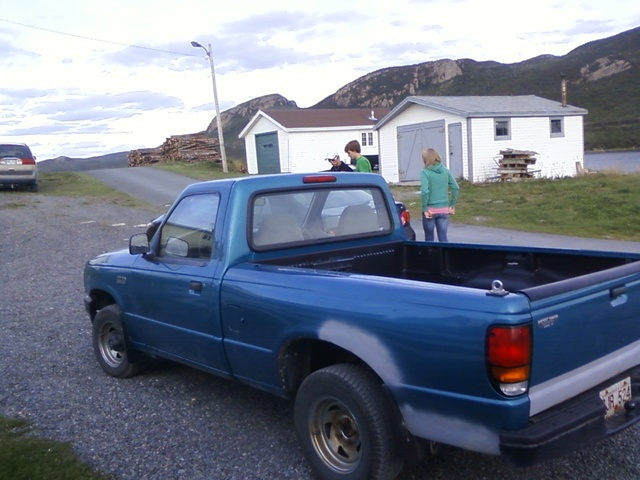 Picture of 1996 Mazda B-Series Pickup