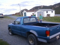1996 Mazda B-Series Pickup Overview