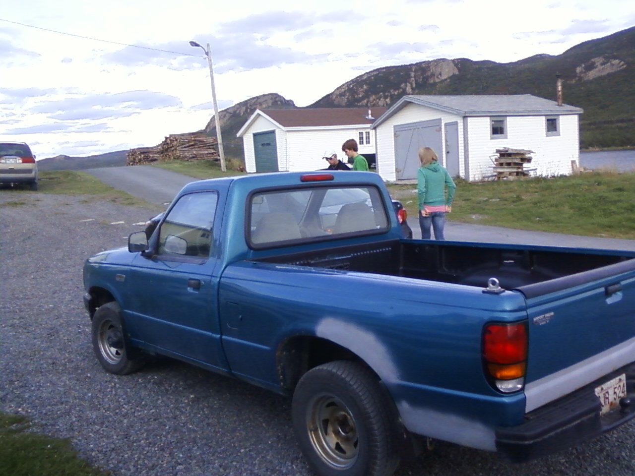 1996 Mazda B-Series Pickup picture