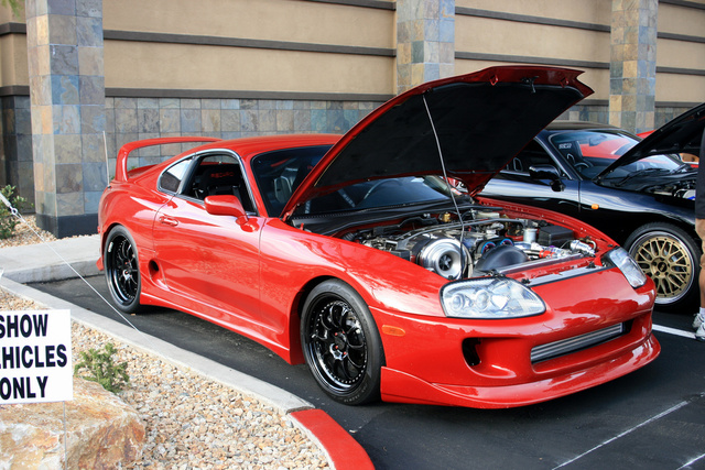Picture of 1996 Toyota Celica GT Coupe, exterior, engine