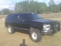 1996 Chevrolet Tahoe 4 Dr LT 4WD SUV picture, exterior