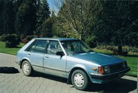 1983 Mazda 323 Overview