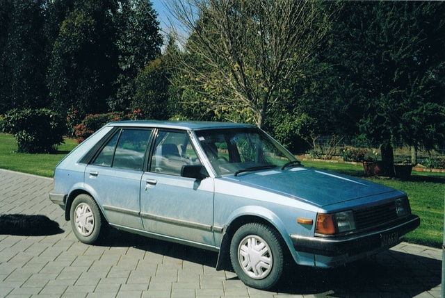 Picture of 1983 Mazda 323