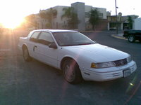 Picture of 1992 Mercury Cougar 2 Dr LS Coupe, exterior, gallery_worthy