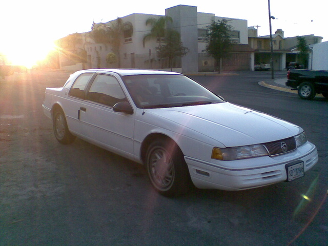 Picture of 1992 Mercury Cougar 2 Dr LS Coupe
