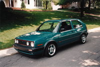 Picture of 1991 Volkswagen GTI 1.8L 2-Door FWD, exterior, gallery_worthy