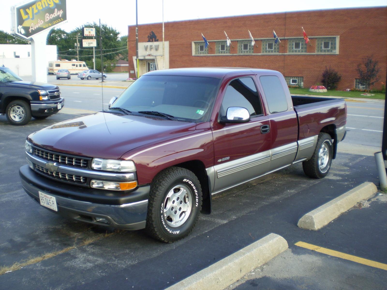 2000 Chevrolet Silverado 1500 Exterior Pictures Cargurus