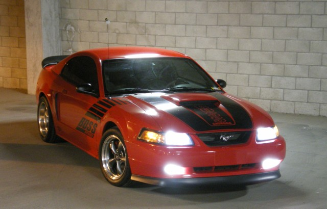 2002 Ford Mustang GT Premium picture, exterior
