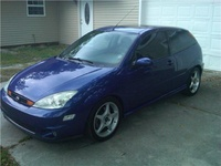 2004 Ford Focus SVT, 2001 Ford Mustang SVT Cobra 2 Dr STD Coupe picture, exterior
