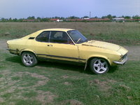 1973 Opel Manta Overview