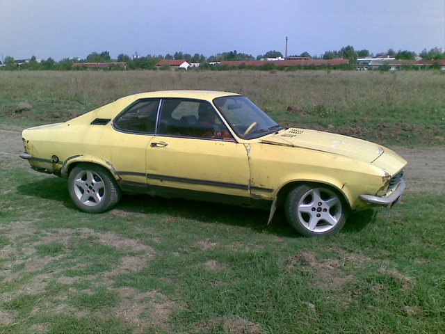 Picture of 1973 Opel Manta, exterior, gallery_worthy
