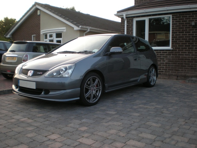 Picture of 2005 Honda Civic Type R, exterior, gallery_worthy