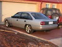 Picture of 1991 Holden Calais, exterior