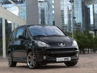 Picture of 2007 Peugeot 1007, exterior