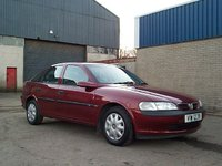 Picture of 1997 Vauxhall Vectra, exterior, gallery_worthy