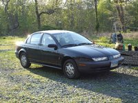 1996 Saturn S-Series Overview