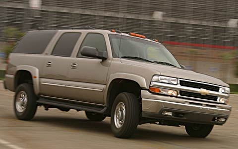 Picture of 2003 Chevrolet Suburban 1500