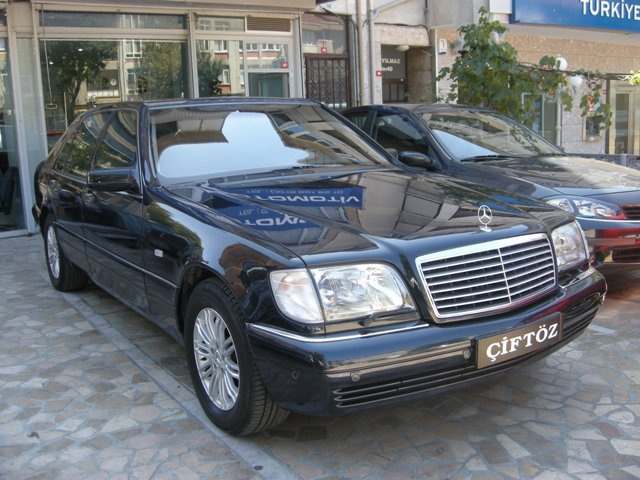 Picture of 1998 Mercedes-Benz S-Class