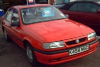 1994 Vauxhall Cavalier Overview