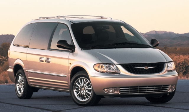 2003 Chrysler Voyager picture, exterior