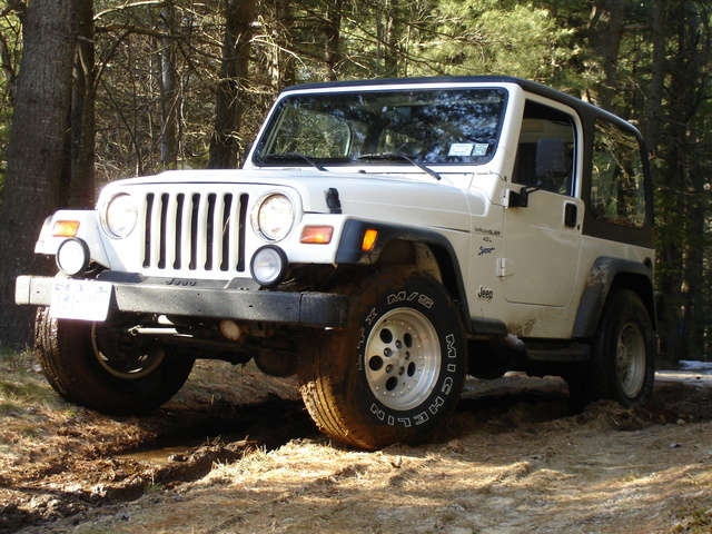 Picture of 1997 Jeep Wrangler Sport
