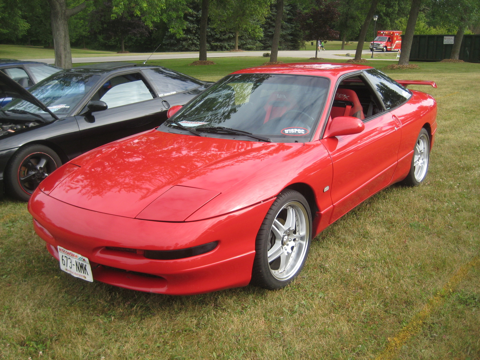 1994 ford probe exterior pictures cargurus. Black Bedroom Furniture Sets. Home Design Ideas