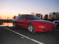 1994 Ford Probe GT, 1994 Ford Probe 2 Dr GT Hatchback picture, exterior