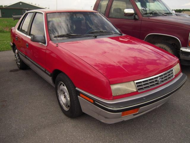 Picture of 1989 Plymouth Sundance, exterior, gallery_worthy