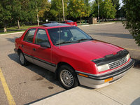 Picture of 1989 Plymouth Sundance, exterior
