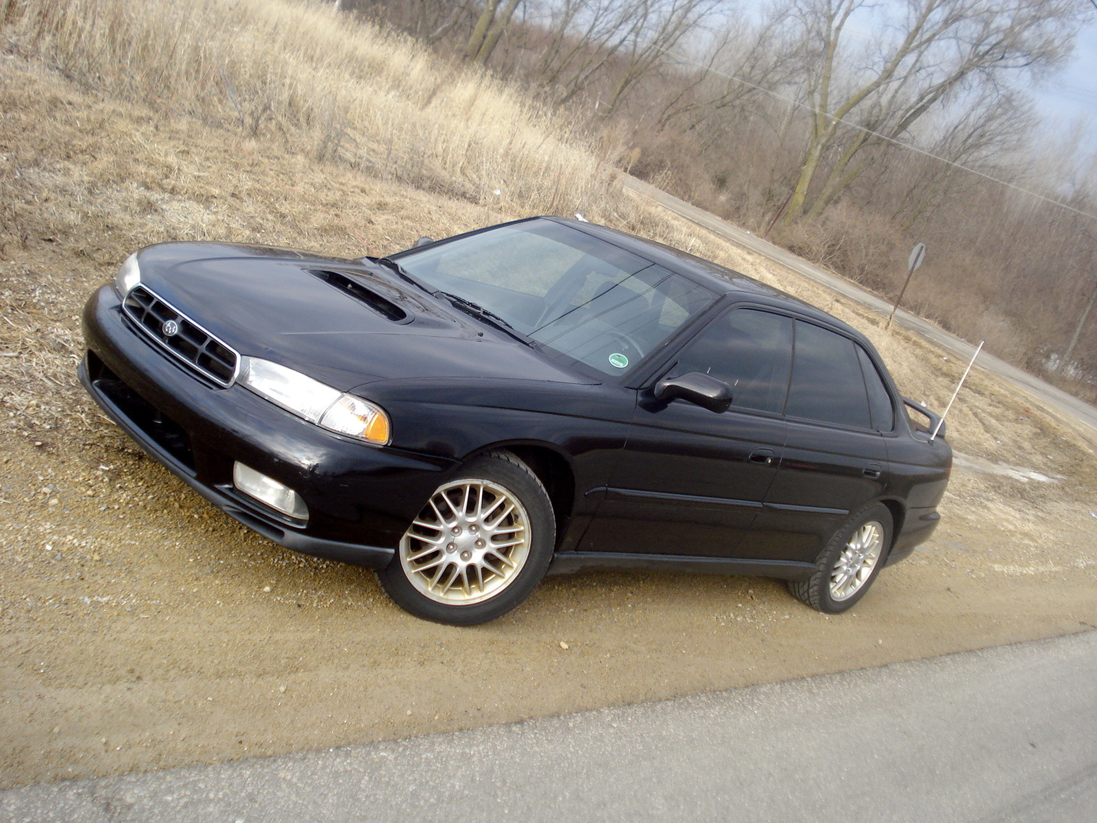 Picture of 1998 subaru legacy 4 dr gt awd sedan exterior