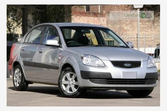 Picture of 2008 Kia Rio