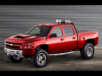 2007 Chevrolet Silverado 1500 Overview