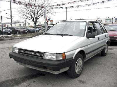 Picture of 1987 Toyota Tercel, exterior, gallery_worthy