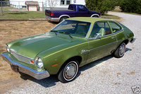 1976 Ford Pinto Picture Gallery