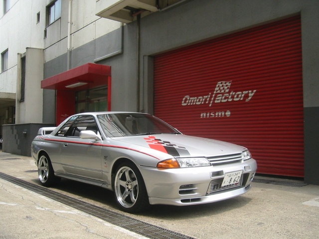 Picture of 1992 Nissan Skyline, exterior, gallery_worthy