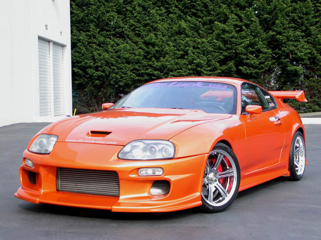 Picture of 1994 Toyota Supra 2 Dr Turbo Hatchback, exterior