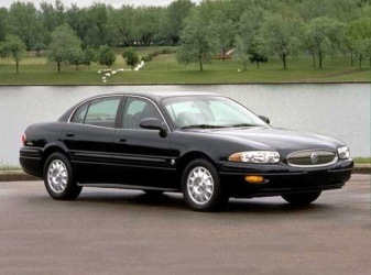 Picture of 2001 Buick LeSabre Limited, exterior, gallery_worthy